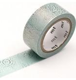 MT masking tape fab pearl Water ripple
