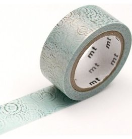 MT  MT washi tape fab pearl Water ripple