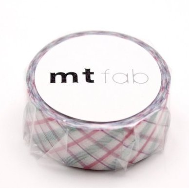 MT washi tape fab pearl Check