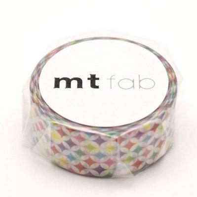 MT masking tape fab pearl Sparkling circle