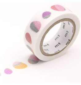 MT  MT washi tape stone red