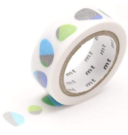 MT  MT washi tape stone blue