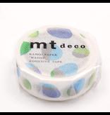 MT washi tape stone blue