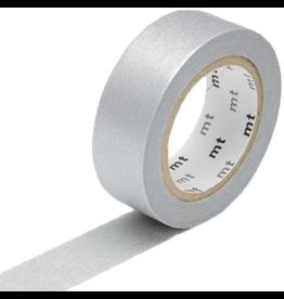 MT  MT masking tape zilver