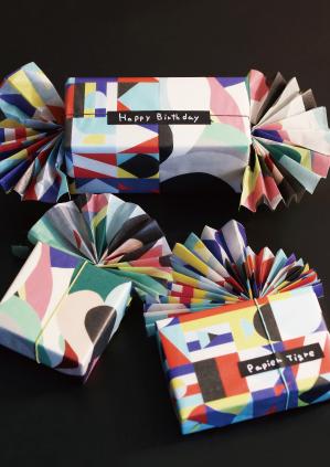 MT washi wrap Papier tigre le Memory