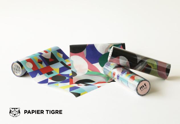 MT wrap Papier tigre le Memory