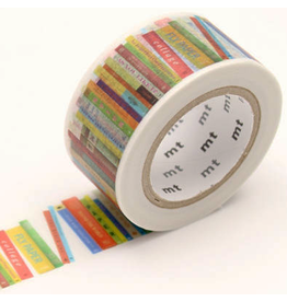 MT  MT masking tape ex Books