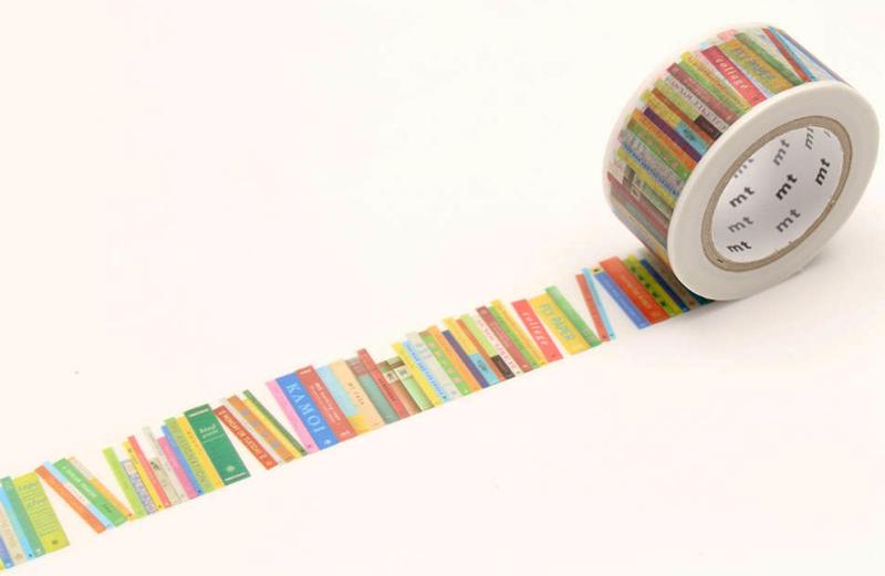 MT masking tape ex Books
