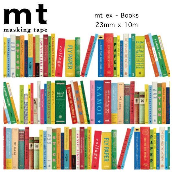MT washi tape ex Books