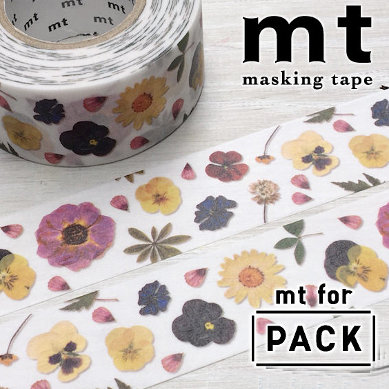 MT for Pack Pressed flower