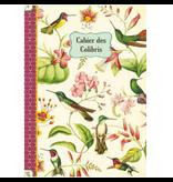 Geïllustreerd notebook Cahier des Colibris