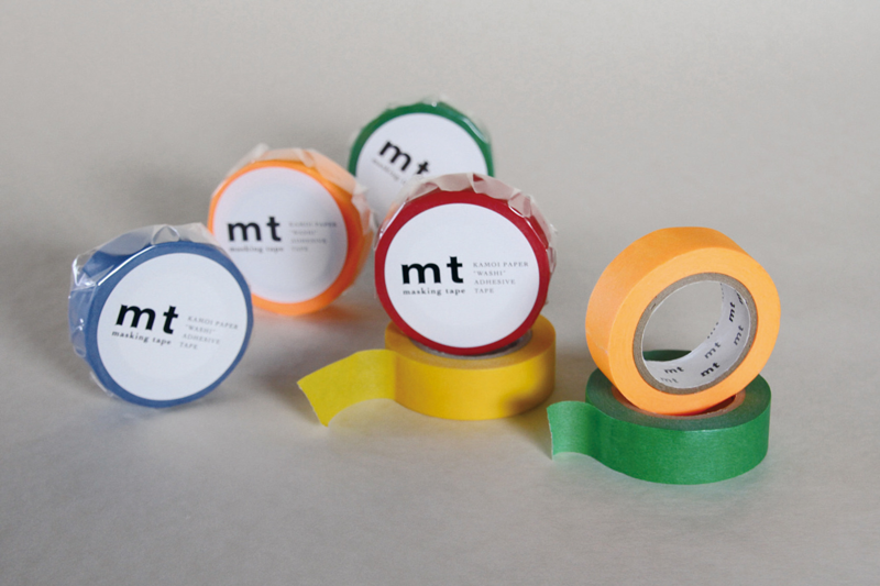MT masking tape red