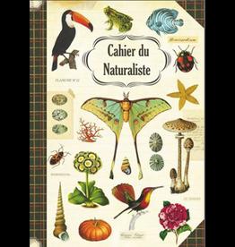 Gwenaëlle Trolez Créations Geïllustreerd notebook Cahier du Naturaliste