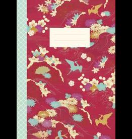 Gwenaëlle Trolez Créations Notebook Sakura