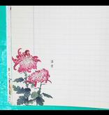 Geïllustreerd notebook Kimono