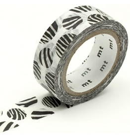 MT  MT washi tape ex Dot zebra