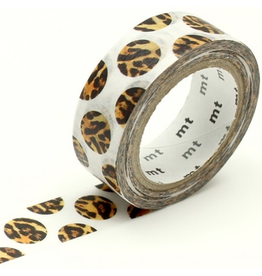 MT  MT washi tape ex Dot leopard