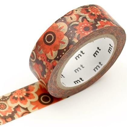 MT masking tape ex Layered of flower
