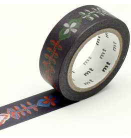 MT  MT washi tape Petal flame