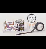 MT masking tape Petal flame