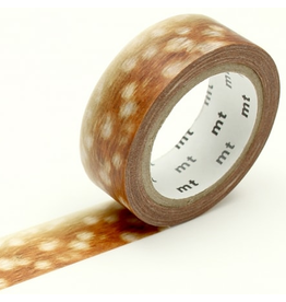 MT  MT washi tape ex Fawn