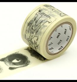 MT  MT masking tape ex  Erik Bruun Sketch