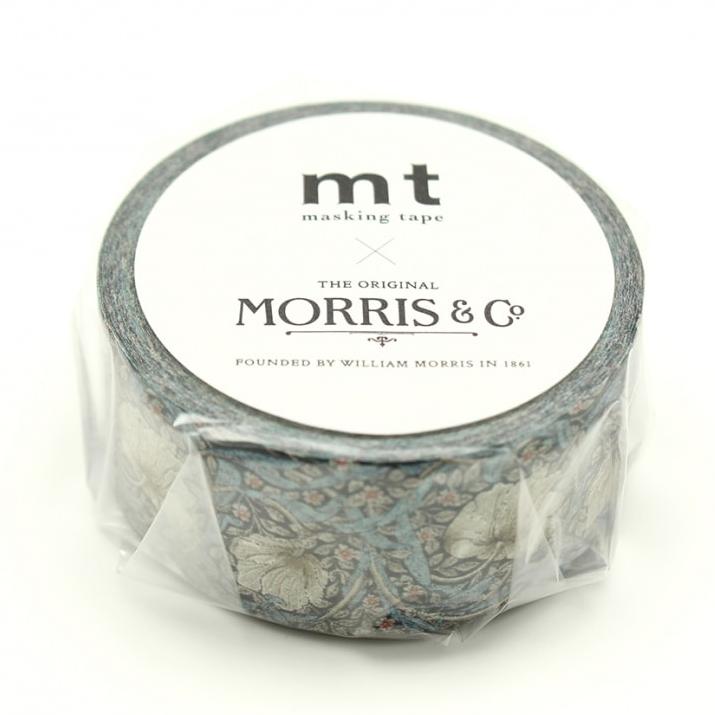 MT washi tape William Morris Pimpernel