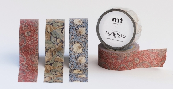 MT masking tape William Morris Pimpernel