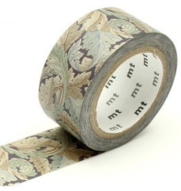MT  MT masking tape William Morris Acanthus