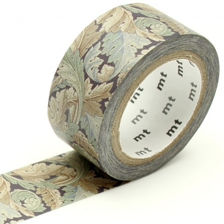 MT washi tape William Morris Acanthus
