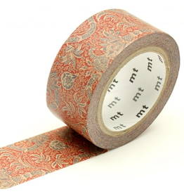 MT  MT masking tape William Morris Indian