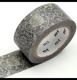MT masking tape William Morris Pure Honeysuckle & Tullip Black ink