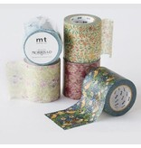 MT washi tape William Morris Pure willow bough eggshell/chalk