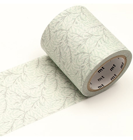 MT  MT washi tape William Morris Pure willow bough eggshell/chalk