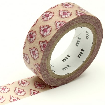 MT washi tape Les Olivades Ampo