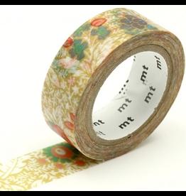 MT  MT washi tape Les Olivades Charbonnier