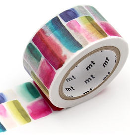 MT  MT x Bluebellgray Washi Tape Muralla