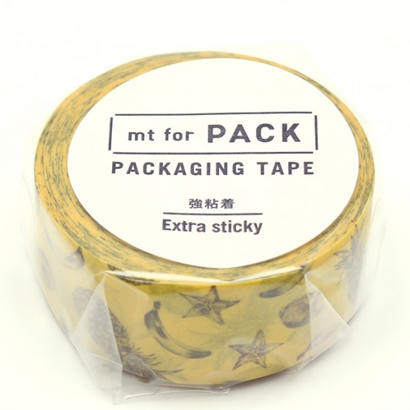 MT for Pack Yellow Fruits