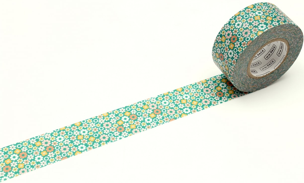 MT washi tape for Pack Field
