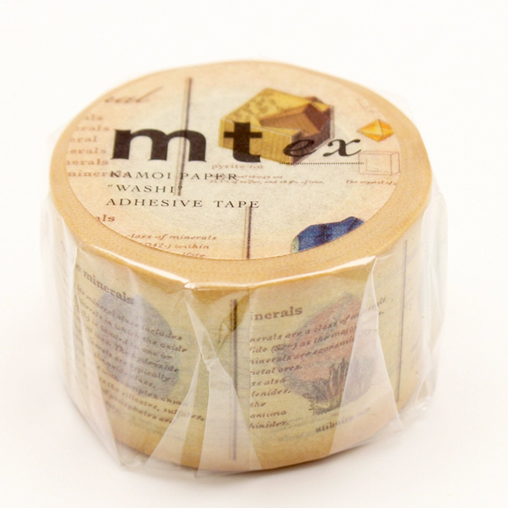 MT masking tape ex encyclopedia mineral
