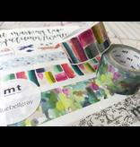 MT x Bluebellgray Washi Tape Muralla