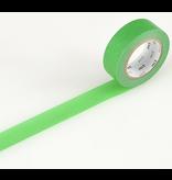 MT washi tape groen