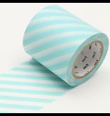 MT washi tape casa Stripe mint blue 50 mm