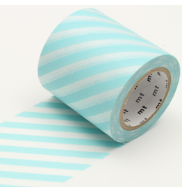 MT  MT washi tape casa Stripe mint blue 50 mm