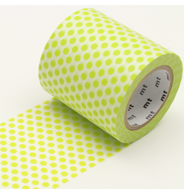 MT  MT washi tape casa Dot lime 50 mm
