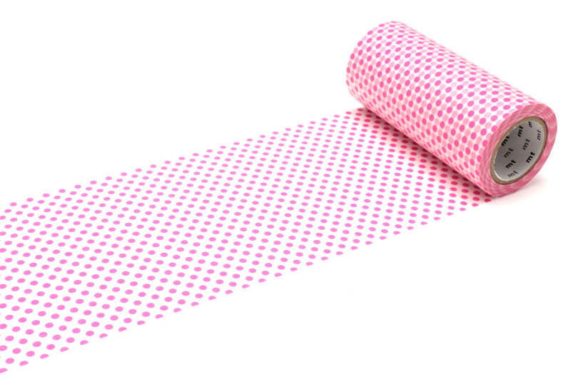 MT Casa dot pink 100 mm