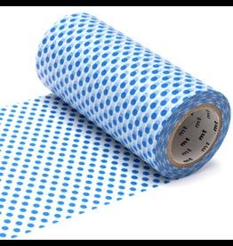 MT  MT washi tape casa dot blue 100 mm
