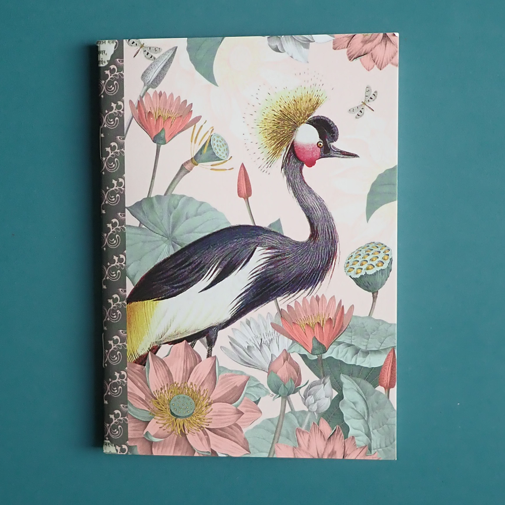 Geïllustreerd petit notebook Nenuphars