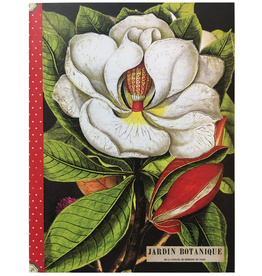 Gwenaëlle Trolez Créations Geïllustreerd petit notebook Fleurs