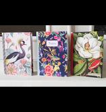 Geïllustreerd petit notebook Fleurs d'été